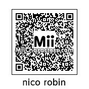 QR Code for Nico Robin by lalofifozx