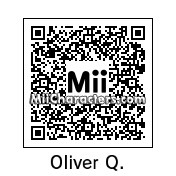 QR Code for Oliver Queen by Mordecai