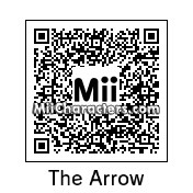 QR Code for The Arrow by Mordecai