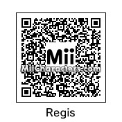 QR Code for Regis Philbin by Cpt Kangru