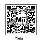 "QR Code for Malcolm ""Mal"" Reynolds by Mordecai"
