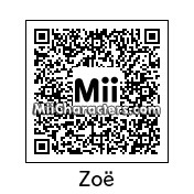 QR Code for Zoe Washburne by Mordecai