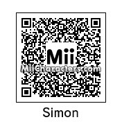 QR Code for Simon Tam by Mordecai