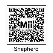 QR Code for Shepherd Derrial Book by Mordecai