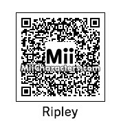 QR Code for Ellen Ripley by Mordecai