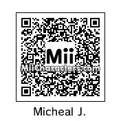 QR Code for Michael Jones by Dallenson