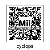 QR Code for Cyclops by tigrana