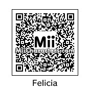 QR Code for Felicia by MaverickxMM