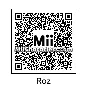 QR Code for Roz by Cpt Kangru