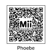 QR Code for Phoebe Buffay by djblady