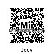 QR Code for Joey Tribbiani by djblady