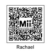 QR Code for Rachael Green by djblady