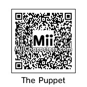 QR Code for The Puppet by EvilVamp