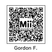 QR Code for Gordon Freeman by Crashloxx