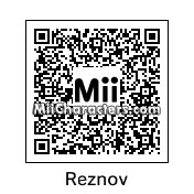 QR Code for Viktor Reznov by T900Kassem