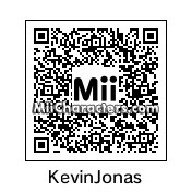 QR Code for Kevin Jonas by Cpt Kangru
