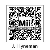 QR Code for Jamie Hyneman by CancerTurtle