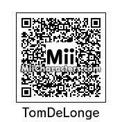 QR Code for Tom Delonge by BoOKah