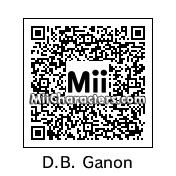 QR Code for Dark Beast Ganon by BrainWolf