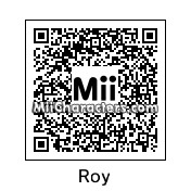 QR Code for Roy by AceTrainerBen