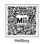 QR Code for Hellboy by BrainWolf