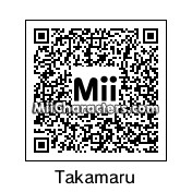 QR Code for Takamaru by MaverickxMM