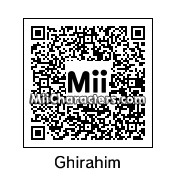 QR Code for Ghirahim by MaverickxMM