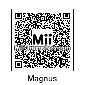 QR Code for Magnus by MaverickxMM