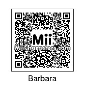 QR Code for Barbara the Bat by MaverickxMM