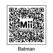 QR Code for Batman by General Aniru
