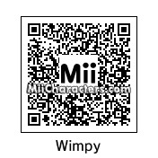QR Code for Wimpy by Einstein
