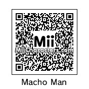 QR Code for Macho Man Randy Savage by Jasuchin