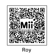 QR Code for Roy by J1N2G