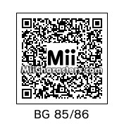 QR Code for Boy George by Alvin BG