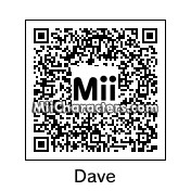 QR Code for David Gilmour by Arc of Dark