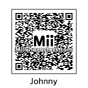 QR Code for Johnny by Arc of Dark