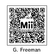 QR Code for Dr. Gordon Freeman by Arc of Dark