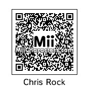 QR Code for Chris Rock by papi