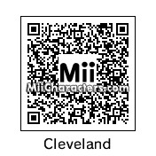 QR Code for Cleveland Brown by MaverickxMM