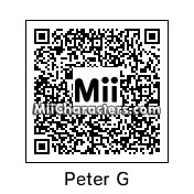 QR Code for Peter Griffin by MaverickxMM