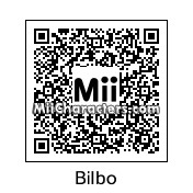 QR Code for Bilbo Baggins by MaverickxMM