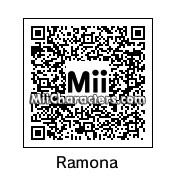 QR Code for Ramona Flowers by Dripples