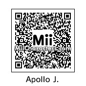 QR Code for Apollo Justice by Dripples