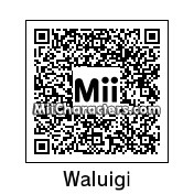 QR Code for Waluigi by Mii4Lyfe