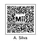 QR Code for Anderson Silva by Lucrackio