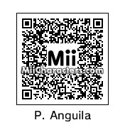 QR Code for Peter the Eel by Cipi