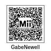 QR Code for Gabe Newell by J1N2G