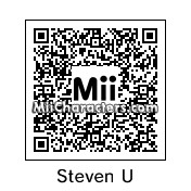 QR Code for Steven Quartz Universe by MaverickxMM
