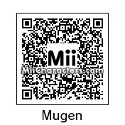 QR Code for Mugen by KM22
