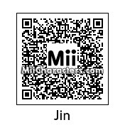 QR Code for Jin by KM22